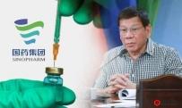 不敌外界压力? 菲律宾总统要求中国收回国药疫苗