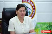 菲执政党总裁: 莎拉明确表示无意通过执政党竞选总统