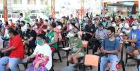 菲律宾最新疫情报告,活跃病例下降至10万例