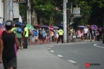 OCTA敦促菲律宾政府 提高日检测能力至15万次