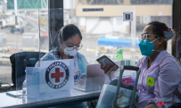 菲律宾新增700名变异病毒感染者