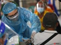 如果获得足够疫苗 菲将研究强制接种