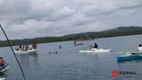 菲律宾空军武装直升机意外坠海 导致1人死亡3人受伤