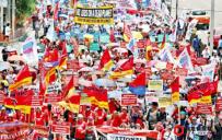 明天开始成千上万的菲律宾人将返回街头抗议!