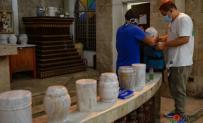 菲律宾新冠肺炎死亡人数超过1.6万人,总数超过94.5万
