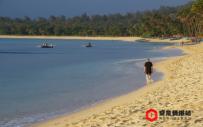 """帕古普海滩被列为世界上""""最美丽""""的海滩"""
