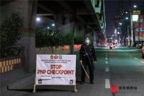 菲律宾首都区及邻省五月份继续实施MECQ 首都区调整宵禁时间
