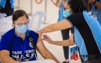 超过130万菲律宾人接种了针对Covid-19的疫苗
