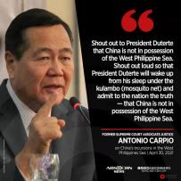 菲律宾前总统都没好下场,老杜卸任后,会不会进去?