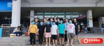 义乌警方抓25人,捣毁一迪拜电信网络诈骗窝点