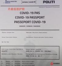 国际疫苗护照:意见尚未统一