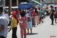 马尼拉市9人出示伪造证件欲领取政府援助金被捕