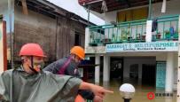 """台风""""毕星""""导致一人死亡 近7万人被迫撤离家园"""