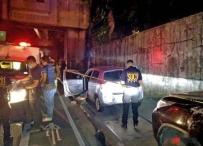 3名中国人在马尼拉玛拉特涉及枪击事件被逮捕