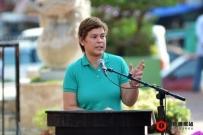 菲参议员艾美•马科斯推荐她出任中国事务特使