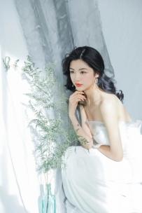 【白色花嫁】