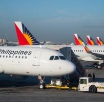 菲律宾航空因台风影响取消国际、国内航班