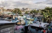 墓地为家,死者为邻——探访墓地中的马尼拉贫民窟