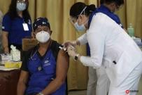 """菲启动""""卫星V""""疫苗试接种"""